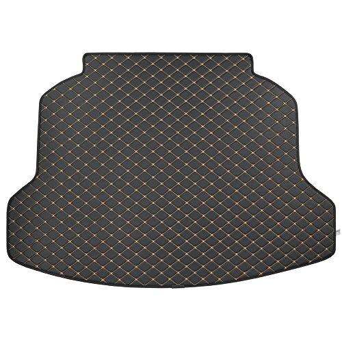 leatherette trunk mat cargo liner custom exact