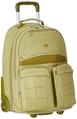 Lug Porter Roller Bag, Grass Green, One Size by Lug