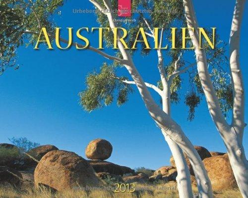 Australien 2013 - Original Stürtz-Kalender