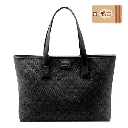 - Goodbag Boutique Fashion Women Tote Bags Ladies Large Capacity Handbags Vintage Embossed Purses Satchel Shoulder Bag