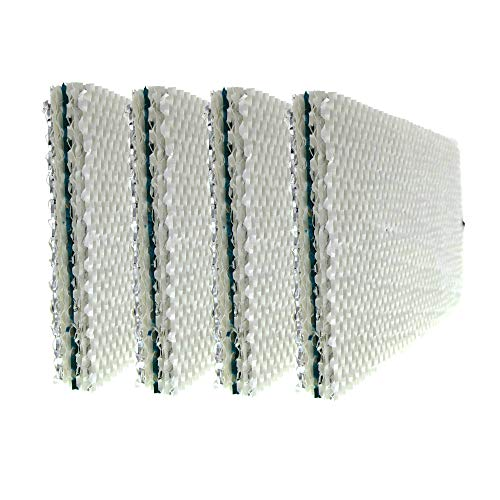 Tier1 Replacement for Aprilaire Water Panel 45 Models 400, 400A, 400M Humidifier Filter 4 Pack