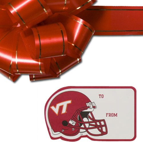 (Virginia Tech Team Gift Sticker Sheet)