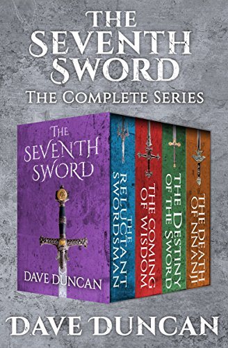 The Seventh Sword: The Complete Series cover