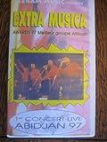 Extra Musica, Awards 97 Meilleur Groupe Africain