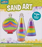 RoseArt Super Sand Art Activity Kit, Packaging May Vary
