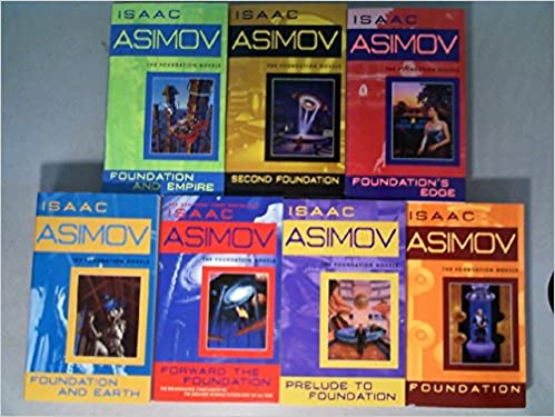 Image result for complete foundation asimov