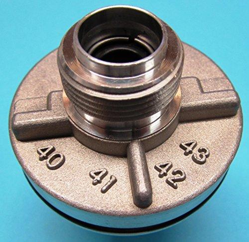 TH400/NP208 Speedometer Gear Housing 40-45