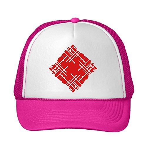 Square Blood Drops Decorative Pattern Cotton Kelvigibbs Cheap Snapback Caps Adjustable Hatmen's/women's Classic Summer Hats