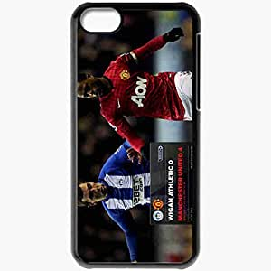 Personalized iPhone 5C Cell phone Case/Cover Skin 2013 original patrice evra Black