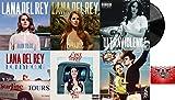 Lana Del Rey: Complete 6 Vinyl Album Collection