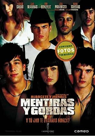 f797c4b04d8710 Mentiras Y Gordas [DVD]: Amazon.es: Ana Polvorosa, Yon Gonzalez ...