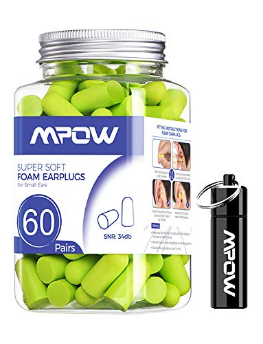 Mpow Earplugs Reduction Disposable Shooting product image