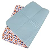 Description:       - Waterproof layer protects your sheets and mattress from fluids and accidents, keeps sheets dry all night    - Generously oversized design to provide maximum protection    - Absorbs quickly and locks in moisture for the be...