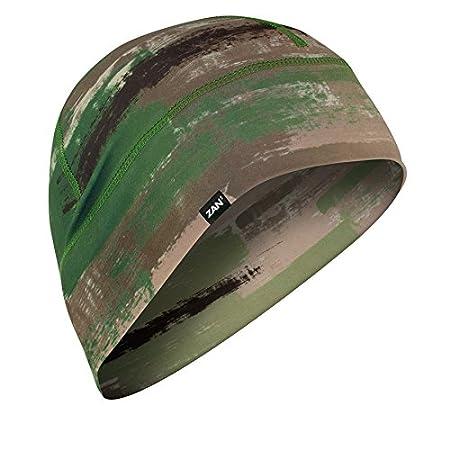 ZANheadgear Unisex-Adult Beanie (Brushed Elastane Patriot), One Size WHLL408