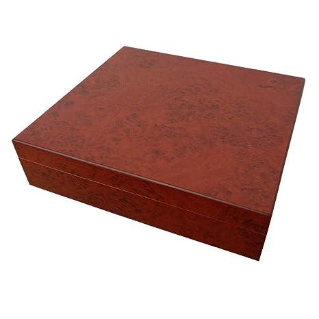 Humidores Accesorios de puros Caja Caja de cigarros de cedro ...