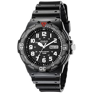 Casio Men's Sport Analog Dive Watch