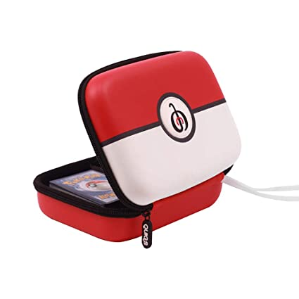 Amazon.com: QUIGS Pokemon - Funda de transporte para tarjeta ...