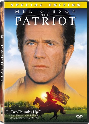 The Patriot (Special Edition) (Bilingual) Mel Gibson Heath Ledger David Brenner Joely Richardson