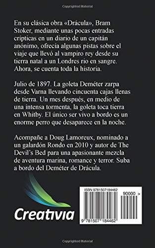 El Deméter de Drácula (Spanish Edition): Doug Lamoreux, Andrea Lorca: 9781507184462: Amazon.com: Books