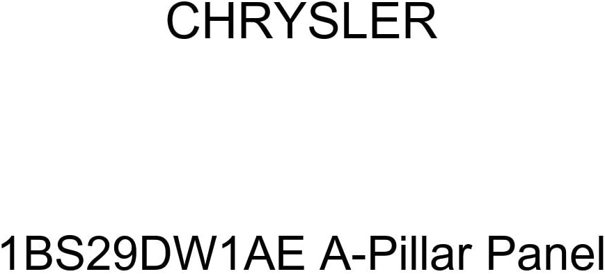 Genuine Chrysler 1BS29DW1AE A-Pillar Panel
