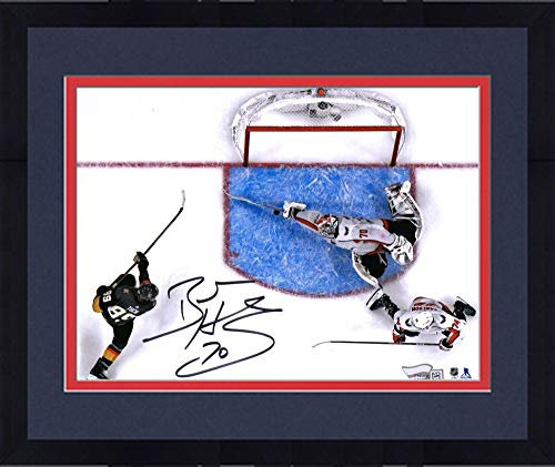 (Framed Braden Holtby Washington Capitals 2018 Stanley Cup Champions Autographed 8