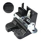 FOLCONROAD Rear Trunk Boot Lid Liftgate Lock Latch Fit for VW Volkswagen Golf GTI MK6 5 2009 2010 2011 2012 2013# 5K0827505A US Warehouse