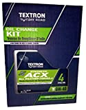 Textron (Arctic cat) ACX Oil Change Kit - 0W-40 - 2436-681