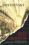 Image of Notes From the Underground (Translated & Annotated) (Hackett Classics)