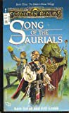 Song of the Saurials, Kate Novak and Jeff Grubb, 1560760605