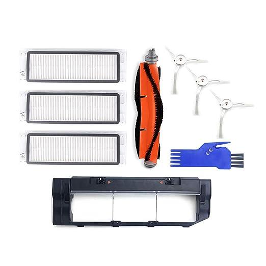 Anjuley - Kit de Accesorios de Repuesto para Aspirador Roborock ...