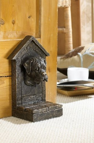 Pedigree Dog Collection Boxer Door Stop Bronze Amazon