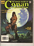 img - for The Savage Sword of Conan the Barbarian, Vol. 1, No. 219 book / textbook / text book