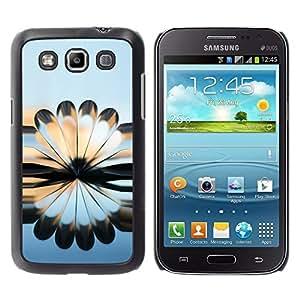 Tecnología KeeLan carcasa rígida armadura - libro diseño Arhitecture Samsung Galaxy WIN - moderno al azar