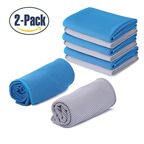 Fynix [2 Pack] Cooling Towel, 40