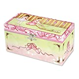 Child's Ballet Shoes Musical Jewelry Box