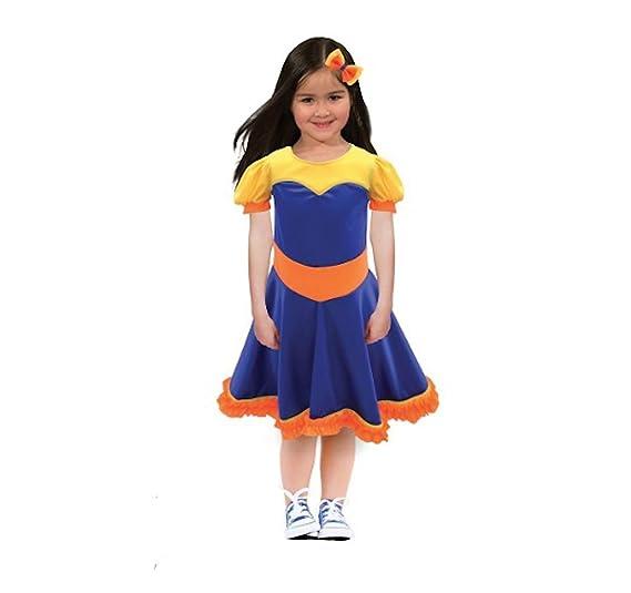 Fx Costumes Disfraz Bely Del Show De Bely Y Beto Original Licencia