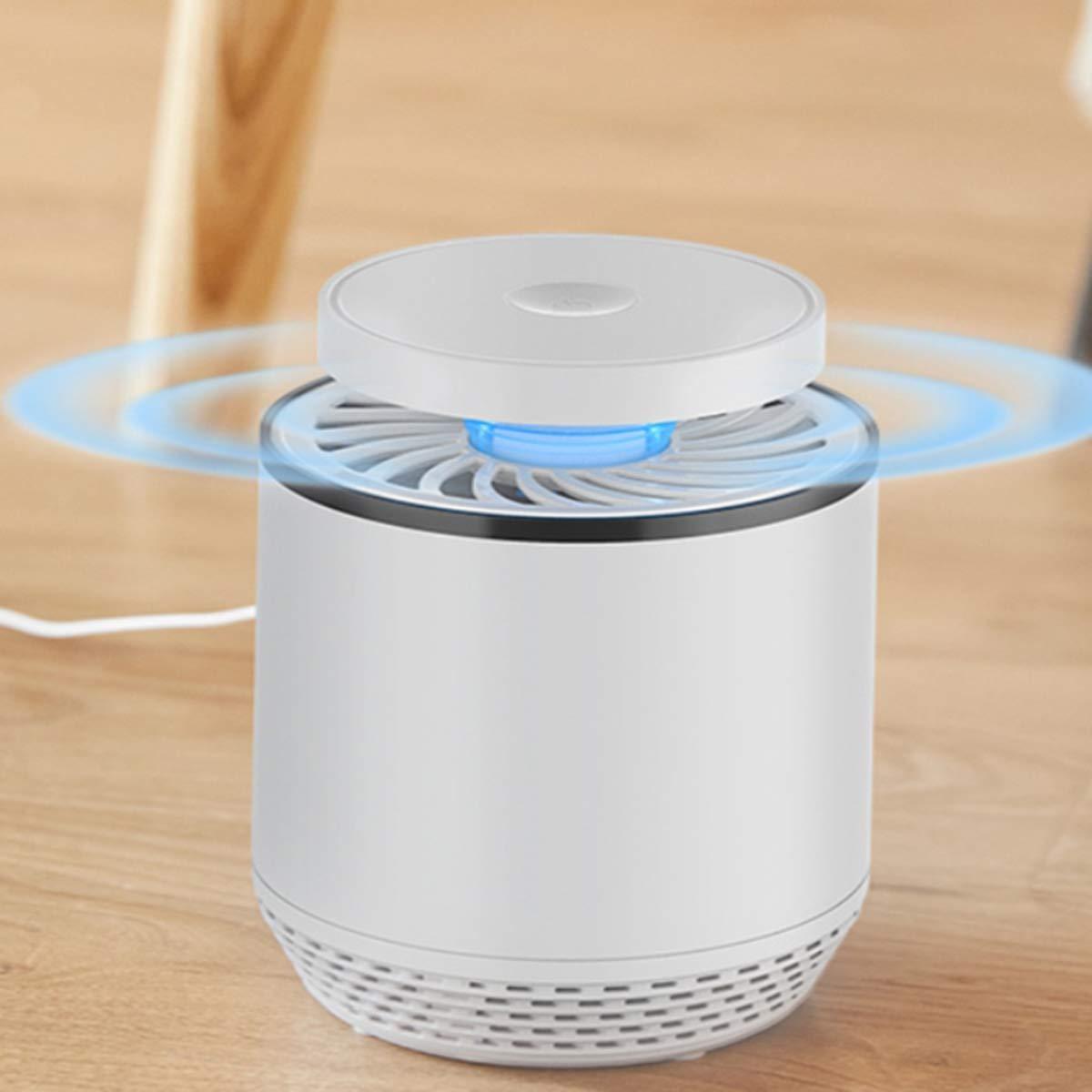 Mosquito Killer Portable Lampe De Moustique Accueil Plug-in Silencieux Piège à Moustiques Bébé Répulsif Anti-moustique Automatique