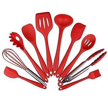 hi-qual utensils-10 piezas juego de utensilios de cocina - de cocina ...