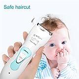 Classicbuy ベビーヘアクリッパー 電動バリカン 赤ちゃんヘアカッター 防水 静か 幼児/子ども 家庭用散髪セット 充電式 [並行輸入品]
