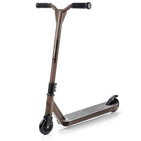 Roller Hohe Qualität Stunt Scooter 8 Zoll über Bord Pro Stunt Elektrische Roller Für Erwachsene Kick Roller