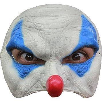 Générique – mahal605 – Demi máscara Payaso Feliz pequeño Nariz látex Adulto – Talla única