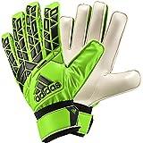 adidas Performance Ace Training Goalie Gloves, Solar Green/Black, Size 9