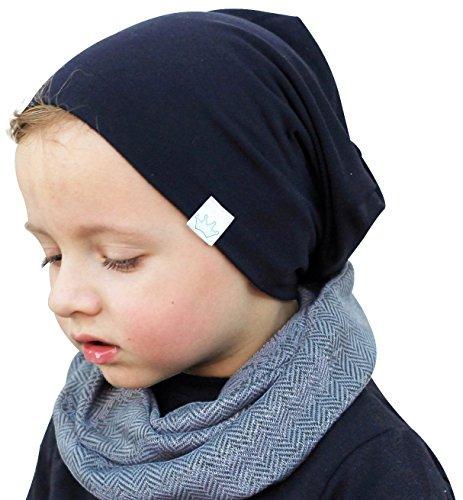 Halloween Hat Ideas (Bellady Toddler Infant Kids Soft Lovely Knit Hat Beanies Cap,Navy)