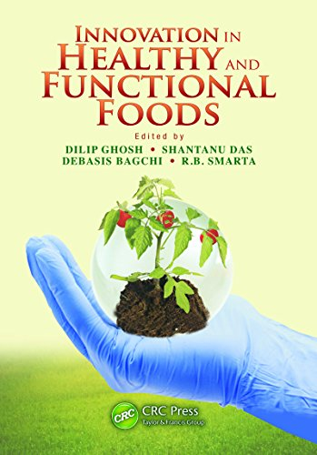 Innovation in Healthy and Functional Foods (Functional Foods)