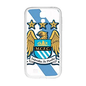 M.C.F.C. Eagle Cell Phone Case for Samsung Galaxy S4