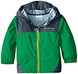 Kyпить Columbia Toddler Boys' Glennaker Rain Jacket, Fuse Green, Mystery, 4T на Amazon.com