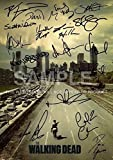 Amazon Price History for:The Walking Dead Tv Print (11.7 X 8.3) Andrew Lincoln Norman Reedus Andrew Lincoln Jon Bernthal Sarah Wayne Callies Laurie Holden Steven Yeun Robert Kirkman