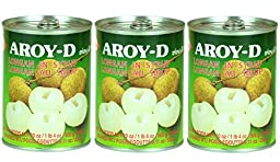 Aroy-d Longan in Syrup (Pack of 3)