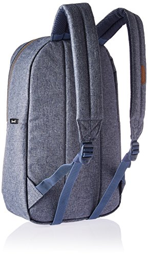 Volume Supply Crosshatch Co Herschel Mid Settlement Backpack Dark Peacoat Chambray Paisley RBIfxqUw