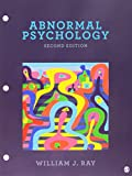 img - for BUNDLE: Ray: Abnormal Psychology 2e (Loose Leaf) + Levy: Case Studies in Abnormal Psychology book / textbook / text book
